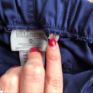 Grey's Anatomy Pants - Grey's Anatomy Classic Scrub Pants XSP